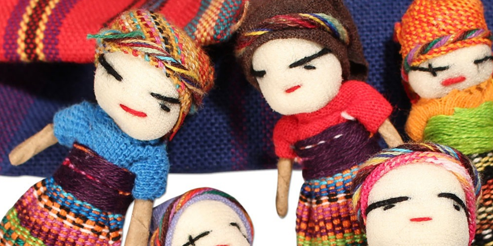 The Legend Of The Worry Dolls Shamans Market