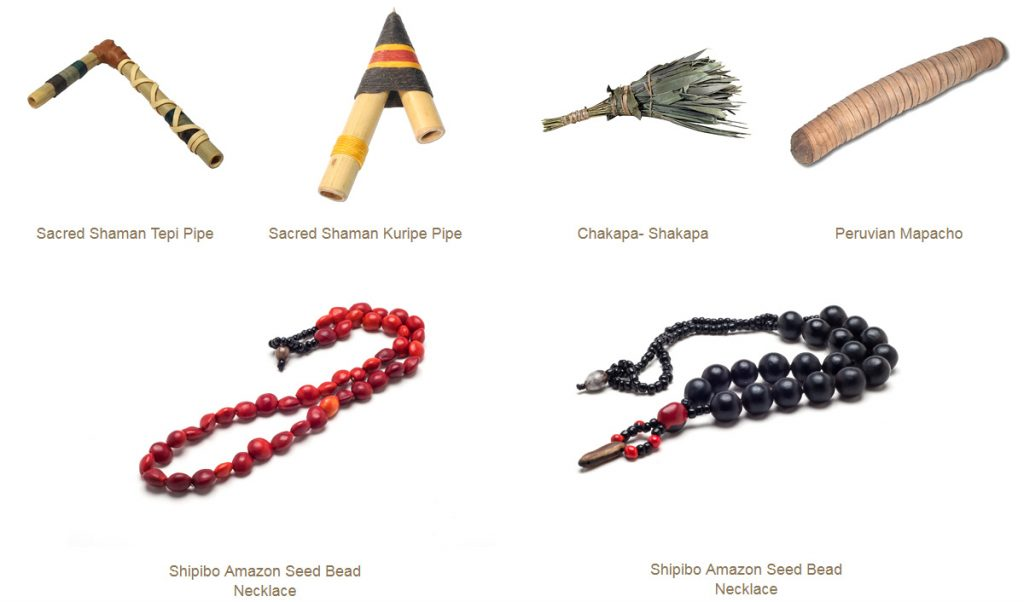 shamans tools