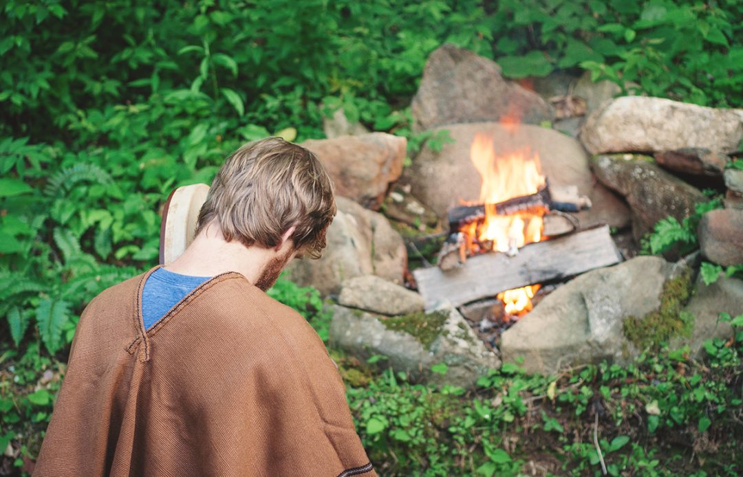 midsummer fire ceremony