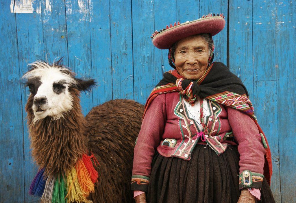 llama-peruvian