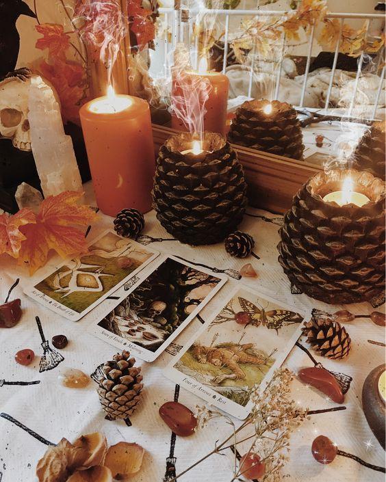 Autumn Altar