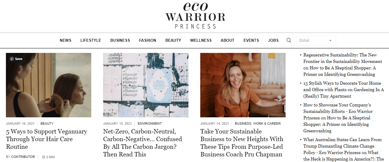 ecowarriorprincess