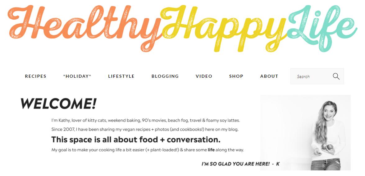 healthyhappylife