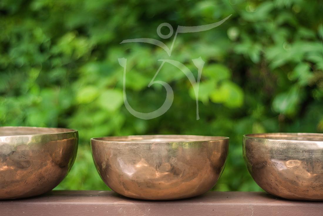 healing with tibetan singing bowls