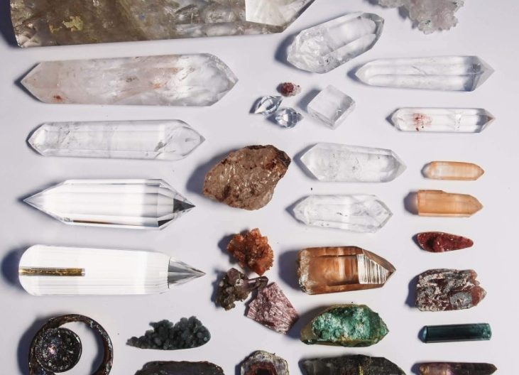 Peruvian Stones And Crystals