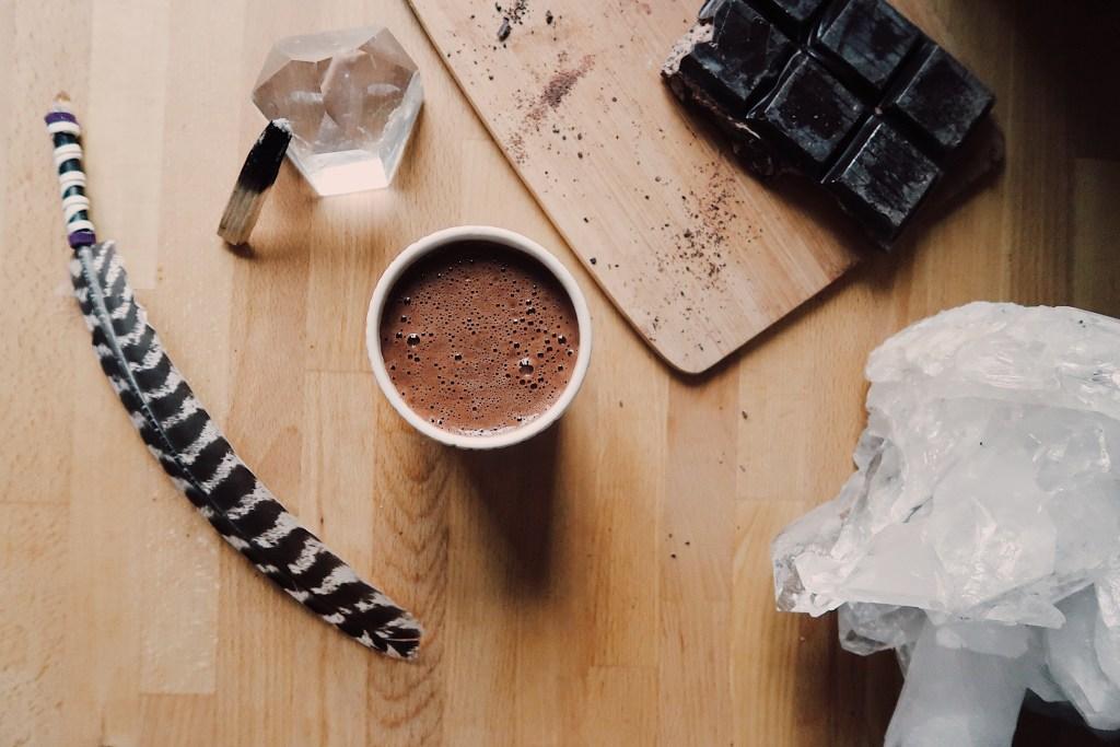 shamanism cacao